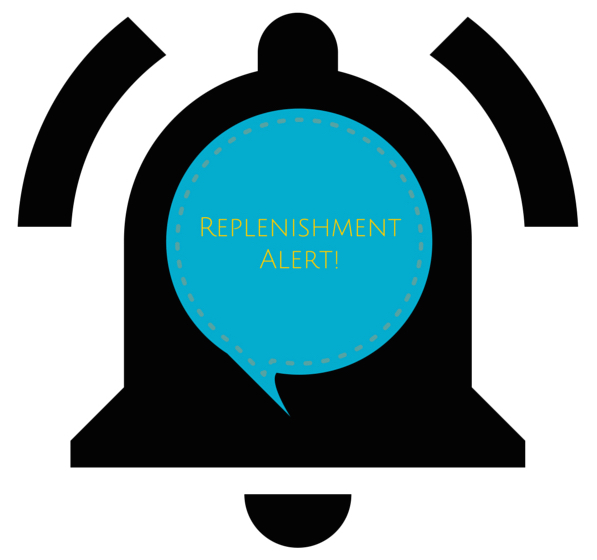 Replenishment Alerts